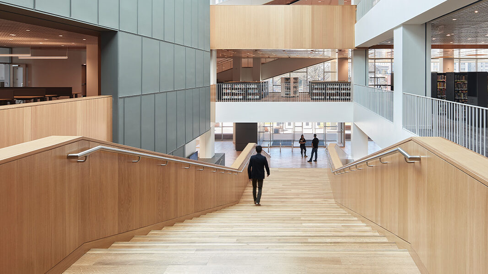 Durham Library 2